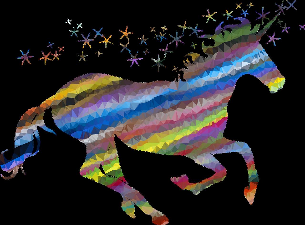 Unicorn Power Png Transparent